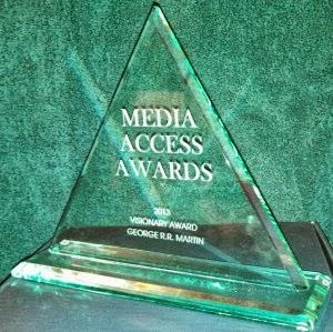 premio media access award - Juego de Tronos en los siete reinos