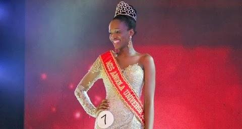 Miss Angola Universe 2014
