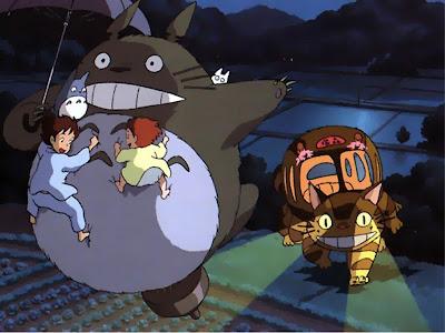 Mi Vecino Totoro: Una excelente obra maestra