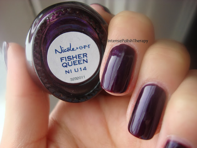 Nicole by OPI -  Fisher Queen