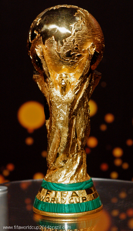 Fifa World Cup 2014 Trophy Wallpapers