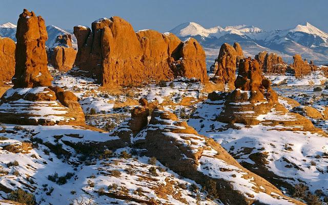 utah, national park