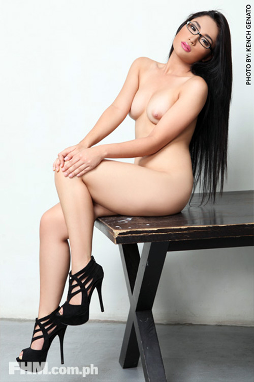 alyzza agustin sexy nude pics 03