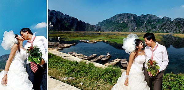 Ninh Bình những địa điểm chụp ảnh cưới đẹp