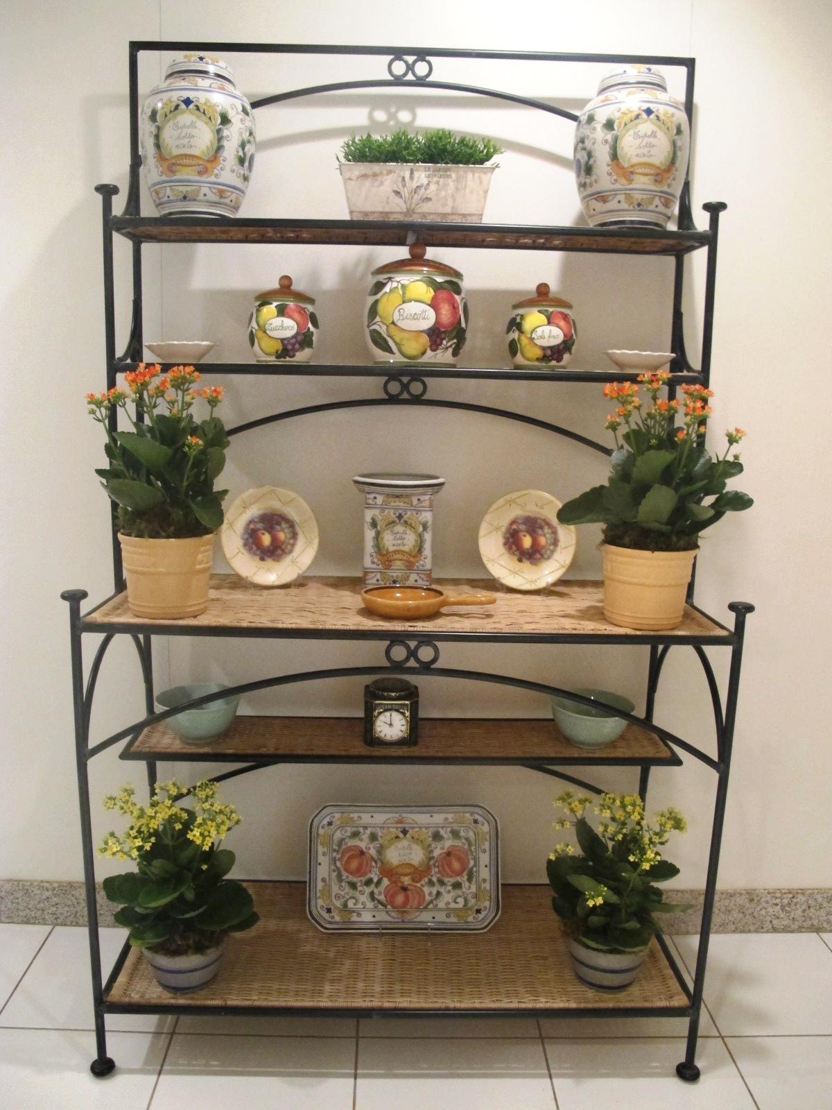 Blog da andrea rudge minhas estantes for Estantes para plantas exteriores