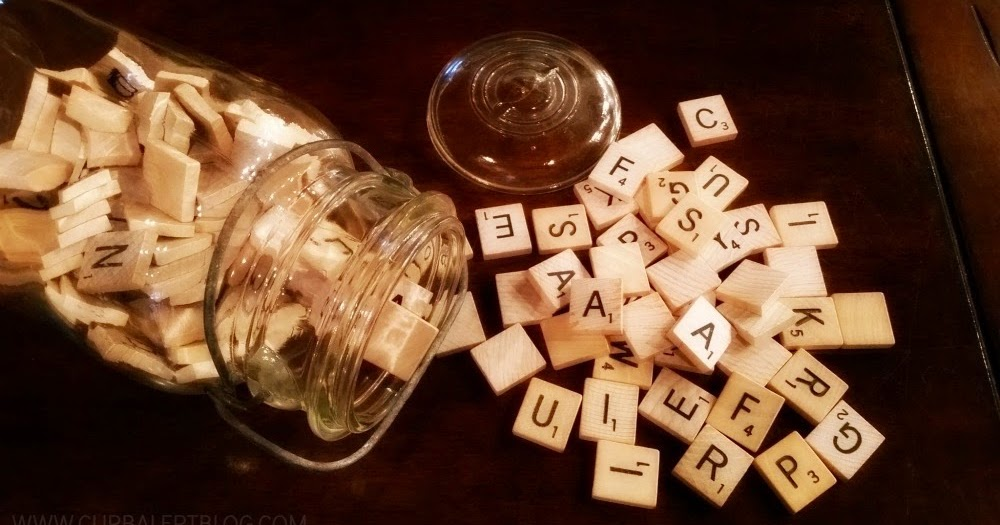 Curb Alert Words With Friends Wall Mounted Magnetic