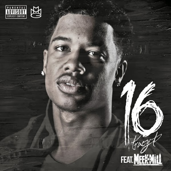Tracy T - 16 (feat. Meek Mill) - Single  Cover