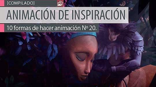 Animación. 10 formas de hacer animación Nº 20