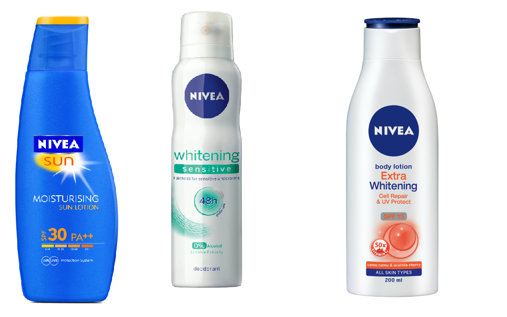 Nivea Summer Care Range