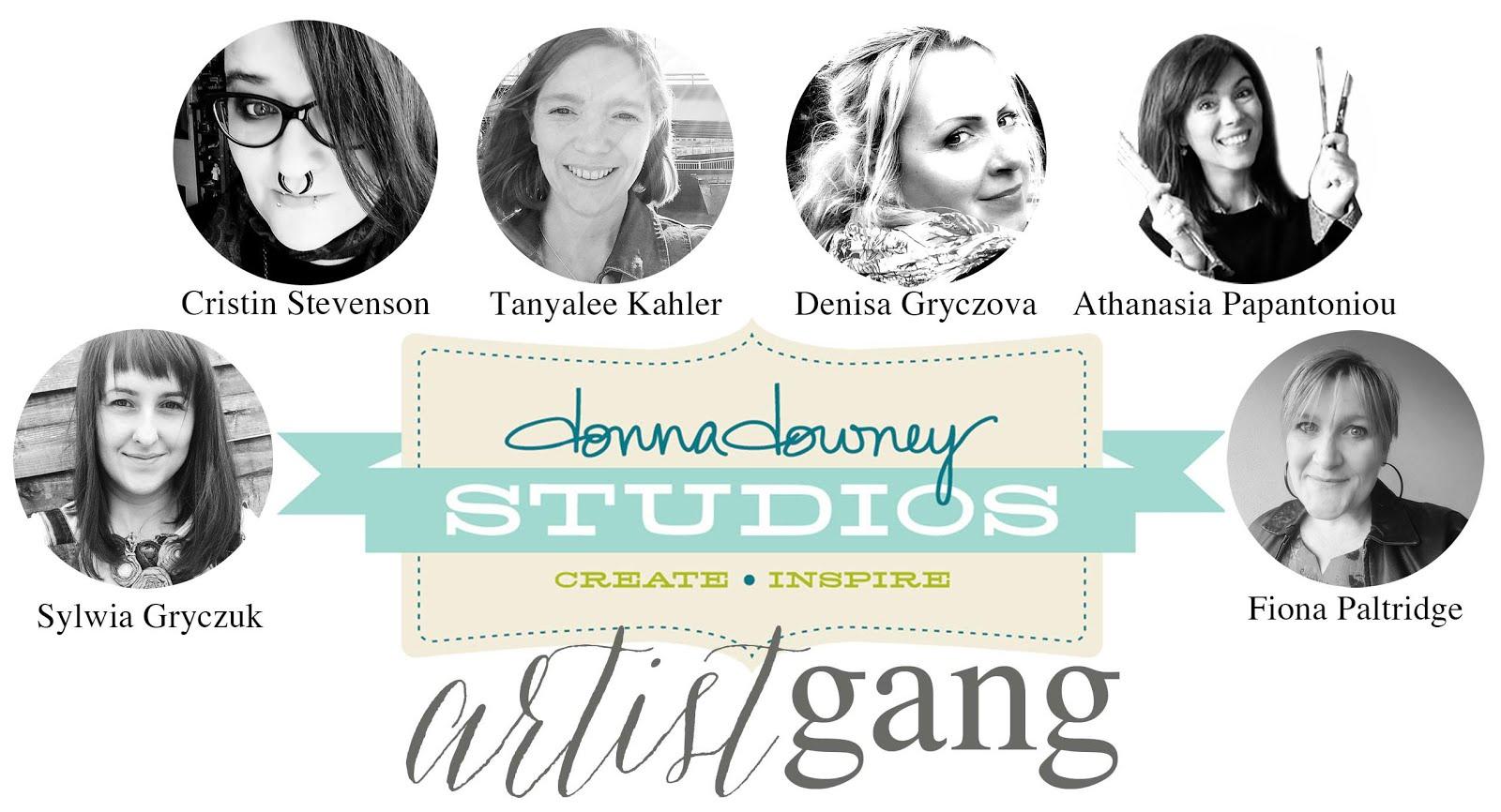 2017 Donna Downey Artist Gang Member
