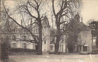 Château du Breuil - Cheverny