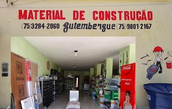 GUTEMBERGUE - Materialde Construção