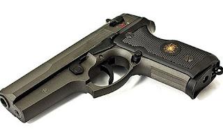 Man Brandishes Handgun, Elk Grove Police Discover Airsoft Pistol