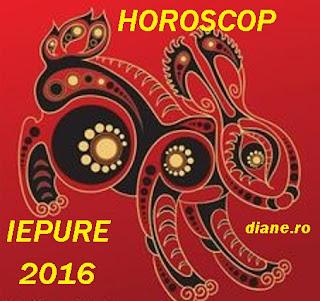 Horoscop chinezesc 2016 - Iepure