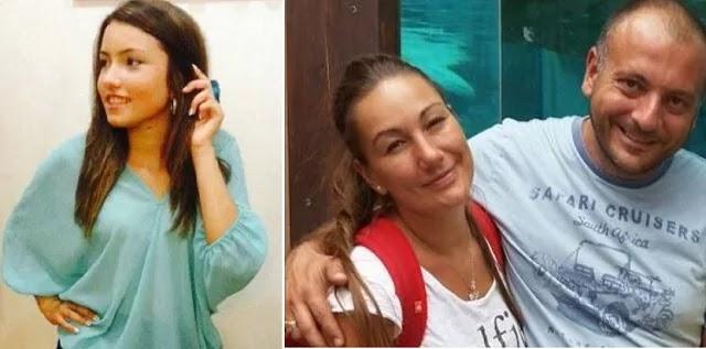 Ιταλία: «Έφυγαν» αγκαλιασμένοι κάτω από τα συντρίμμια! see you leter after life!!!!