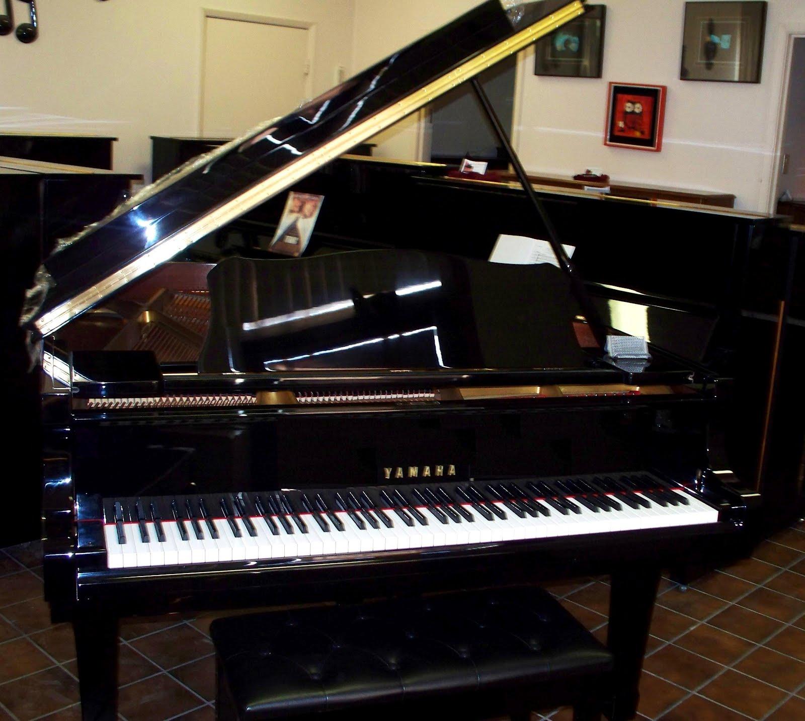 yamaha grand piano c3 - photo #16