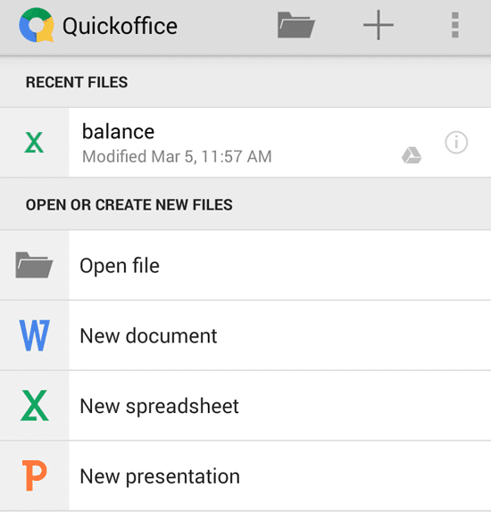 quickoffice-android