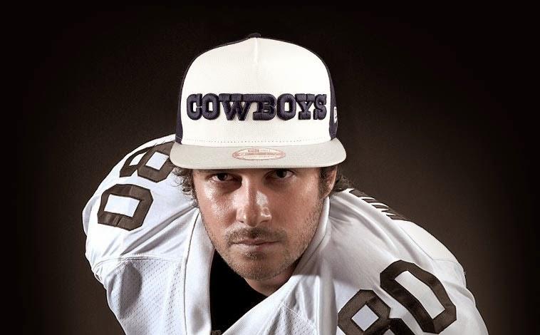 Concours Dallas Cowboys Headict.com Casquette New Era