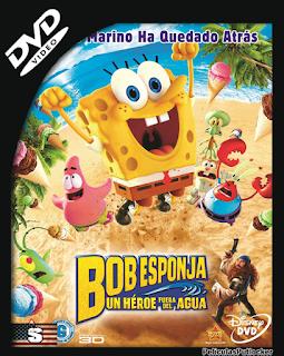 Bob Esponja: Un Heroe Fuera Del Agua (2015) DVDRip Subtitulada