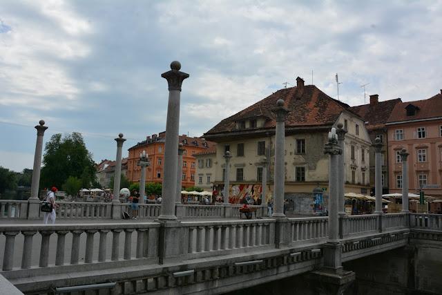 Ljubljana 3 bridges