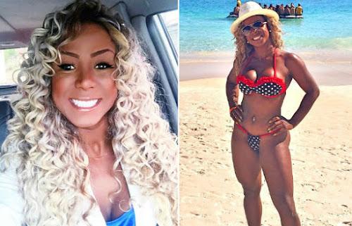 As mulheres escondem os maridos de mim, diz ex-BBB Adélia sobre o corpo