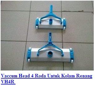 VACCUM HEAD 4 RODA