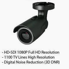 HD-SDI 1080P Full HD Resolution Outdoor