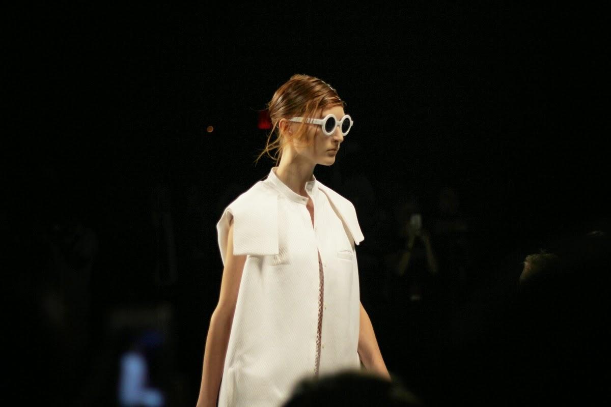mbfw nyfw model catwalk