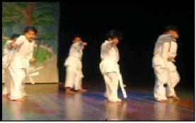 Oficinas do Contraturno: Taekwondo