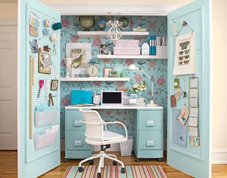 Source: Http://www.countryliving.com /homes/makeovers/transform Closet Into Office 0310?clicku003dimg_sr#slide 1