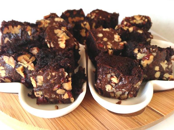 Chocolate Pecan Brownies