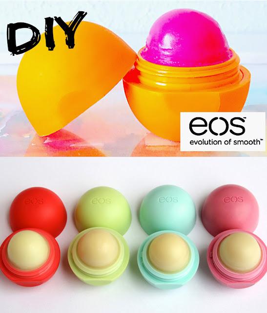 Easy Diy Tinted Eos Lip Balm Handy Amp Homemade