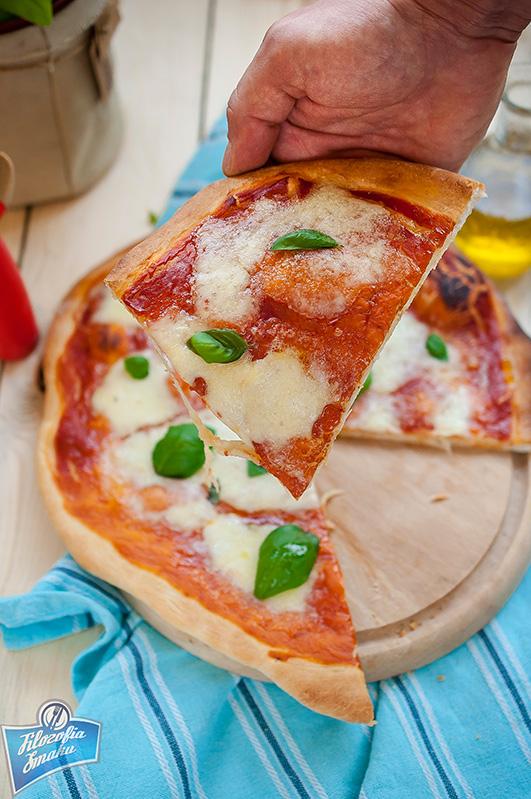 Pizza margherita przepis