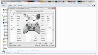 Free Download Xbox 360 Emu dan Cara agar gamepad kita dikenali sebagai gamepad Xbox 360