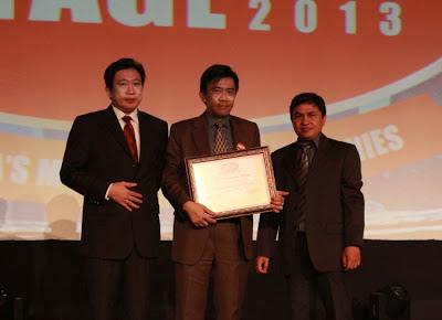 AHM Kembali Raih Indonesia Most Admired Companies (IMAC) Award
