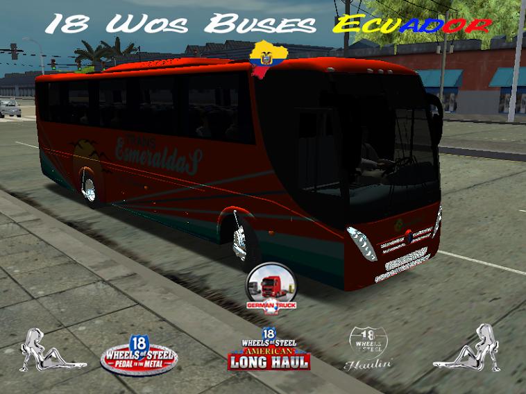 18 Wos Buses Ecuador