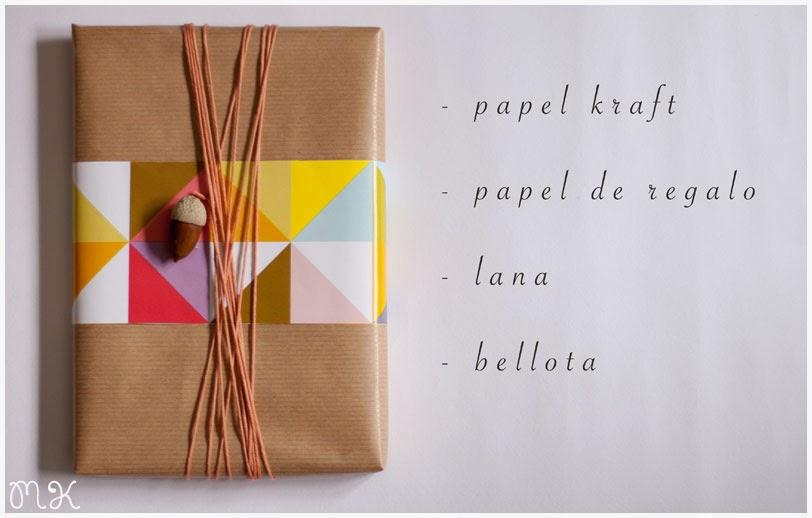 envolver regalos wrapping