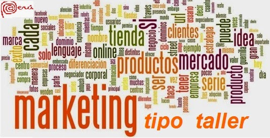 Marketing tipo taller en Perú