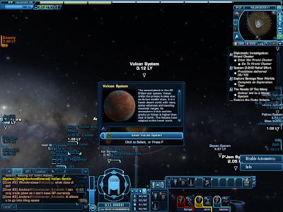 Star Trek Online - Vulcan System