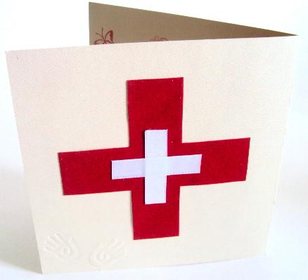 открытка,скрапбукинг,медика