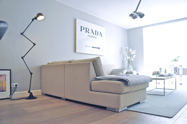 maison kelmd magazine prada marfa store and poster. Black Bedroom Furniture Sets. Home Design Ideas