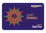 Amazon: Rs. 10K Amazon Gift Voucher at Rs. 9300 + Additional Rs. 400 GV FREE