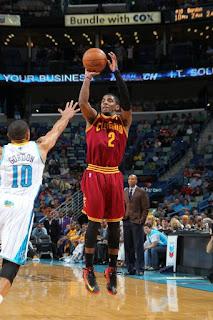Kryie Irving, Cavaliers
