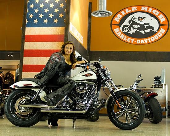 Harley-Davidson Calendar Girls Hot Models HQ Pictures
