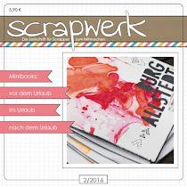 scrapwerk 2/2016 - Sommerausgabe