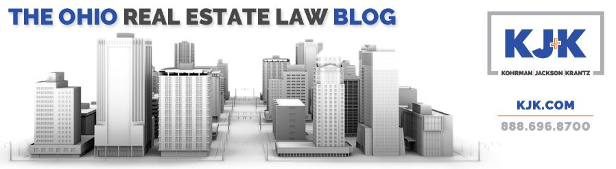The Ohio Real Estate Blog