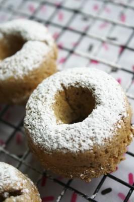 Gluten-Free, Vegan Healthy Doughnuts