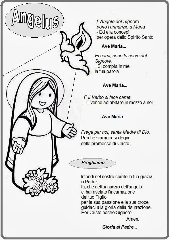 El Rincón De Las Melli El Angelus En Italiano