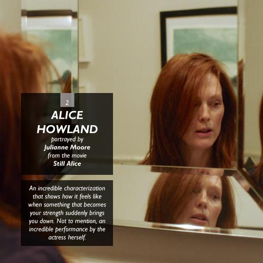 Alice Howland from Still Alice