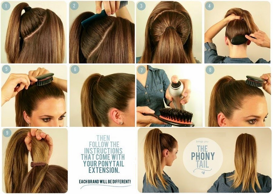 How To Get A High Ponytail With Lots Of Volume? ~ Entertainment News, Photos & Videos - Calgary ...